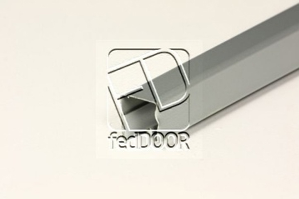 Horný a dolný profil dverí